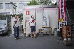 IMG_9606 (Dimitri SoyFeliz) Tags: japan shinjukuku shinjuku tokyo canon eosm eos 22mm 22mmf2 minimal minimalism minimalist newtopographics desolate outdoors hiragana