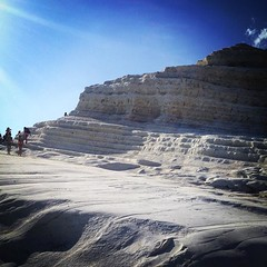 Scalia dei Turchi, Realmonte, Sicily, Italy #travel #sicily #italy #geology #nature #outdoors (dewelch) Tags: ifttt instagram scalia dei turchi realmonte sicily italy travel geology nature outdoors