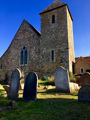 Old Kentish Church (st. Margaret) (Andrea Sirianni Photography) Tags: worship pray grass cloud sun country kent uk building wall brick old god death grave nature green south england church