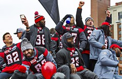 Ottawa Redblacks - Grey Cup Parade 2016 (MatthewPerry) Tags: ottawa redblacks cfl football champion win championship nfl canada ontario sport redblack