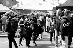 20161023-05-Tasmanian Farm Gate market randoms (Roger T Wong) Tags: 2016 australia bw hobart rogertwong sel2470z sony2470 sonya7ii sonyalpha7ii sonyfe2470mmf4zaosscarlzeissvariotessart sonyilce7m2 tasmania tasmanianfarmgate blackandwhite market mono monochrome people stalls