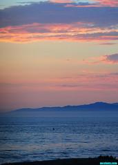 TheHeatIsOn (mcshots) Tags: usa california socal losangelescounty summer sunset coast sky clouds hot humid evening sun 2015 stock mcshots