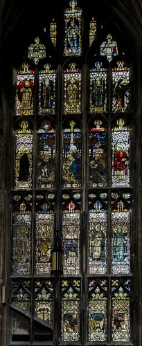 Gloucester Cathedral, window S.IV