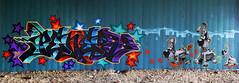 Pener     Spyr (HBA_JIJO) Tags: streetart urban graffiti animal art france hbajijo wall mur painting letters peinture lettrage dog lettring writer chien spray urbex p19 paris91 pener spyr penner