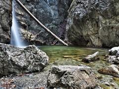 Lainbachwasserfälle in Kochel am See