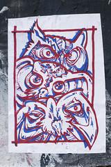 Nite Owl (Ruepestre) Tags: nite owl paris france streetart graffiti graffitis art urbain urbanexploration urban