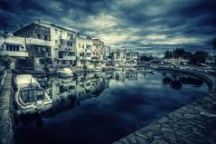 Empuriabrava (christian&alicia) Tags: nikon d90 christianalicia catalonia catalunya catalogne empuriabrava costabrava mediterranean mediterrani boats barques