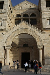 Church of the Transfiguration - Mount Tabor (A Wandering Oblate) Tags: eohsj holyland mounttabor