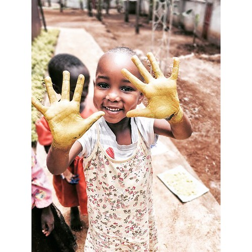 "Can't help but smile for arts and crafts! #neemaintl #sponsorachild #smile • <a style=""font-size:0.8em;"" href=""http://www.flickr.com/photos/59879797@N06/31022678885/"" target=""_blank"">View on Flickr</a>"