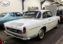 RGT 548E (Nivek.Old.Gold) Tags: 1967 renault caravelle convertible 1108cc aca scotts mottingham eltham london
