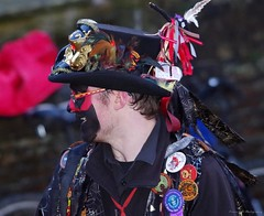 Powderkegs Morris Dancers (11) (Simon Dell Photography) Tags: castleton derbyshire peak district uk britain country side valley hope national park high 2016 simon dell photography sheffield england views old new pics pictures winter autumn