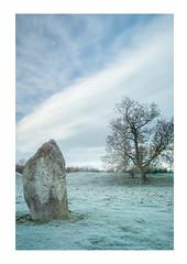 Monolith (catt1871) Tags: winter frost henge monolith mayburgh lakedistrict landscape