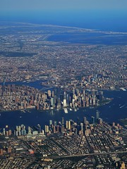 110-US-NewYork2 (EricAdams321) Tags: nyc manhattan newyork newjersey lowermanhattan flying travel aviation windowseat windowseats avgeek aerial overhead airplane earth landscape nature sky view
