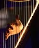 Les doigts de fée - A fairy's fingers (plaurin19) Tags: doigt finger harpe harp main hand musique music