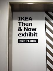 then & now (Ian Muttoo) Tags: gimp toronto ontario canada ikea thennow exhibit designexchange dx