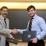 Professor Robert Wickesberg, Vladimir Potiyevskiy Quantitative Division: Outstanding Undergraduate Student Award