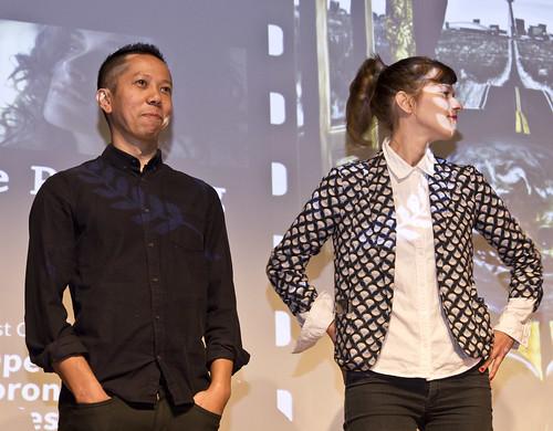 Photo by Kat - Open World Toronto Film Festival