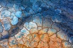DragonSkin (~ Aaron Reed ~) Tags: iceland abstract aaronreedphotography aaron reed lumachrome prints aaronreedmetalprints aaronreedphotographer aaronreedacrylicfacemountprints geothermal mud cracked fineartphotographs