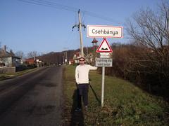 Csehbnya (Norbert Bnhidi) Tags: veszprmmegye veszprm csehbnya tbla nvtbla helysgnvtbla teleplsnvtbla helysgnv sign namesign placenamesign placename tafel ortstafel ortsname