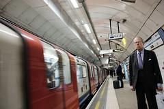 (samrodgers2) Tags: londonunderground londonstreetphotography fujix70 train london suit