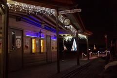 Maricopa Live Steamers (Pyrat Wesly) Tags: trains railroad maricopalivesteamers trainrides christmas christmaslights pyratwesly canon canon6d tamron2875mmf28 arizona glendale night