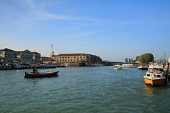 IMG_3914a (goaniwhere) Tags: italy venice canals watertaxi scenic historicalsites travel holiday vacation gondola city
