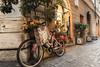 On Yer Bike (Chrissphotos) Tags: veryoriginal verydifferent veryitalian bike rome shop onyerbike