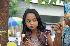 Little girl (apridinoto) Tags: litle girl yogyakarta bantul food friendship love cewek kid anak gadis