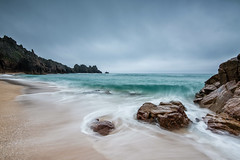 Msy bank holiday_228.jpg (r_lizzimore) Tags: beach sunrise pendvounderbeach coastal rocks coast seascape porthcurno cornwall uk sea