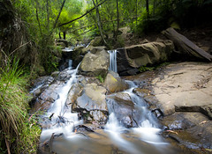 Olinda falls (billingsleyjames) Tags: streams waterfall waterfalls stream rainforest victoria forest australia water melbourne dandenong olinda ranges