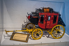 Stagecoach Model (Serendigity) Tags: lincoln wildwest historic museum stagecoach unitedstates newmexico town usa