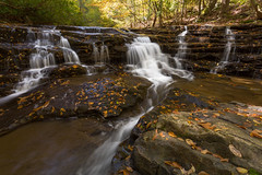 Laurel Falls (Ken Krach Photography) Tags: waterfall maryland