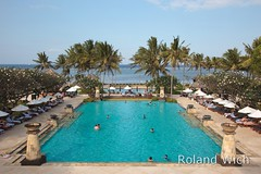 Bali - Conrad Hotel (Rolandito.) Tags: bali pool indonesia hotel asia south east southeast spa conrad