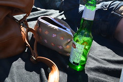 (stella!!) Tags: beach beer bc gear vancouverisland bags beachgear