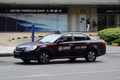 SMRT Taxis Chevrolet Epica Taxi (nighteye) Tags: chevrolet singapore taxi epica smrttaxis