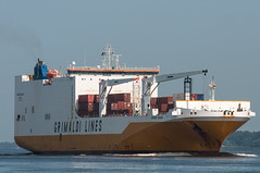 Grande Ghana (U. Heinze) Tags: grande ship vessel ghana stadersand