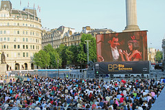 Your reaction: La rondine on BP Big Screens