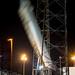 SpaceX Falcon 9 Erection