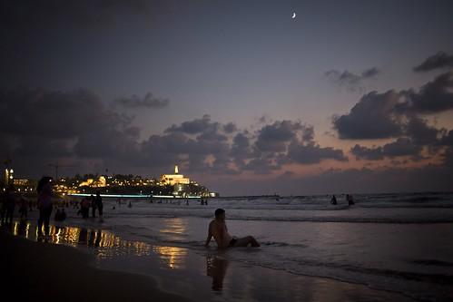 Eid al-Fitr, Tel Aviv, Israel, 11.8.2013
