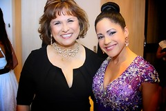 Helen Hernandez and Veronica Diaz-Carranza