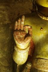 Buddha Hand (kap78) Tags: public srilanka goldentemple dambulla