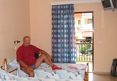 Room 25 Kaloudis Village Arillas Corfu (pj's memories) Tags: bed greece briefs slip brief corfu arillas tanthru kiniki kaloudis