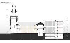 Concurso Ampliación Museo Histórico Nacional (PLAN Arquitectos) Tags: chile santiago arquitectura plan arquitectoschilenos museohistóriconacional planarquitectos concursomuseohistóriconacional ampliaciónmuseohistóriconacional