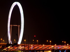 The Singapore Flyer (tord75) Tags: street nightphotography photography singapore exposure 2013 worldwidephotowalk worldwidephotowalk2013