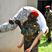 Ugandan military police train for future AMISOM mission