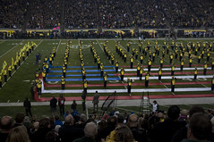 And the Home of the Brave (tenfeet_tall) Tags: oregon nikon ducks eugene ncaa collegefootball autzen wazzu d90