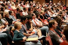 TEDxHouston 2013 - The Other Things (TEDxHouston) Tags: audience riceuniversity 85mmf12lii canon5dmkiii theotherthings tedxhouston2013