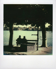 Instant love (Vincent Gabriel) Tags: love polaroid bodensee px70 impossibleproject