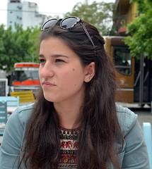 Buenos Aires (Lou Morgan) Tags: bus argentina girl america buenos aires south soho teen latin palermo teenage