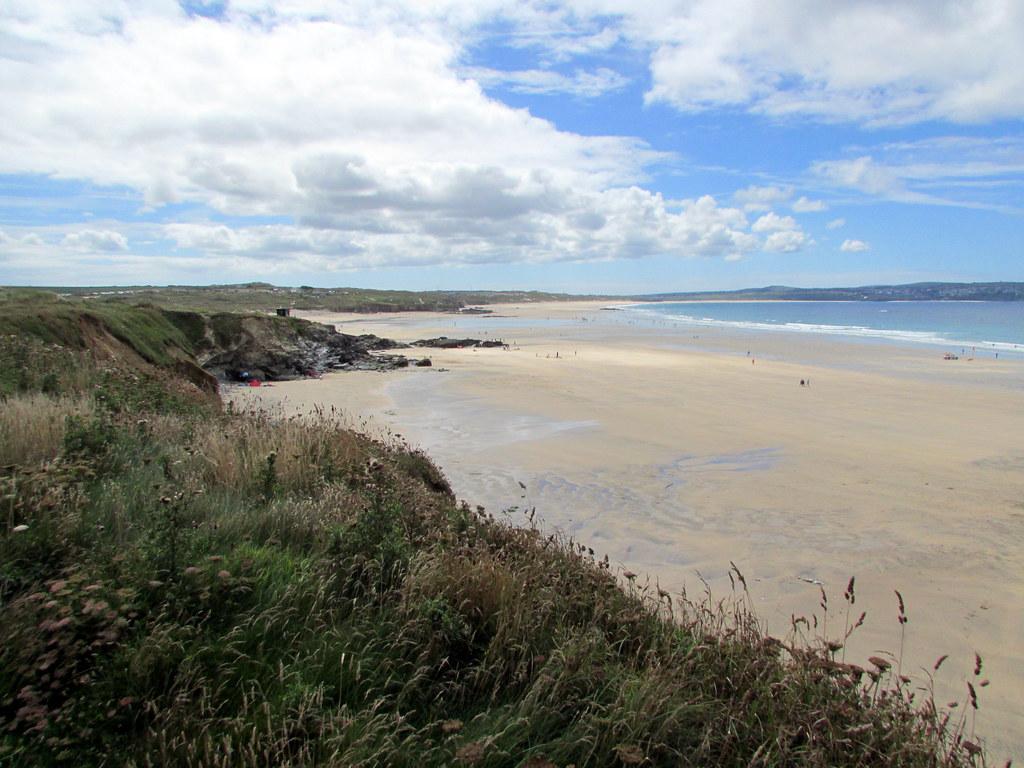 The Towans Beach